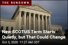 As New SCOTUS Term Opens, Here's What's Coming