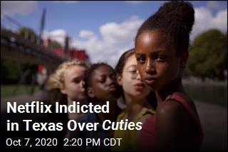 Netflix Indicted in Texas Over Cuties