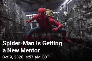 Spider-Man Is Getting a New Mentor