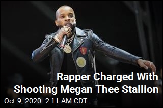 Tory Lanez Charged in Megan Thee Stallion Shooting