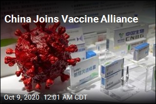 China Joins Vaccine Alliance