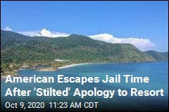 Resort Gives American Get-Out- of-Jail Card for Bad Reviews