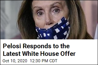 Pelosi Responds to the Latest White House Offer