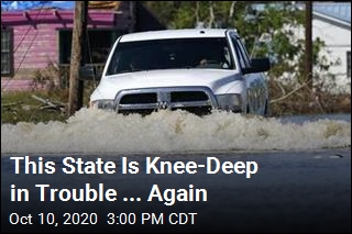 This State Is Knee-Deep in Trouble ... Again