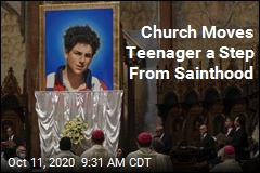 Church Moves Teenager a Step From Sainthood
