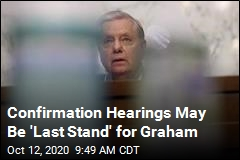 Supreme Court Hearings Are Big for Graham, Too