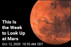 This Is the Week to Look Up at Mars