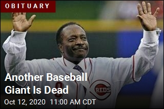 Another Baseball Giant Is Dead