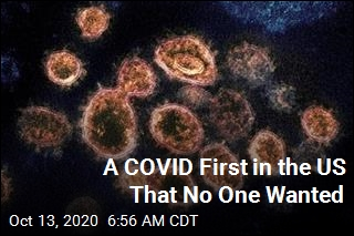 A COVID First in the US That No One Wanted