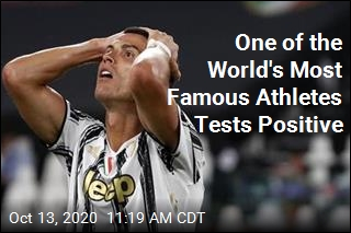 Ronaldo Tests Positive After Team Dinner