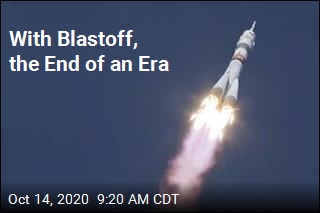 With Blastoff, the End of an Era