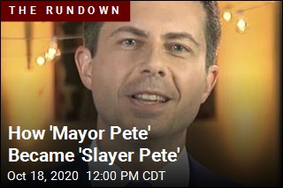 Mayor Pete Finds New Life on Fox News