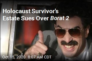 Holocaust Survivor's Estate Sues Over Borat 2