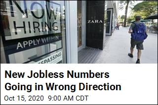 Markets Aren't Happy With New Jobless Figures