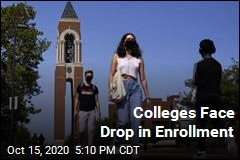 Colleges Face Drop in Enrollment