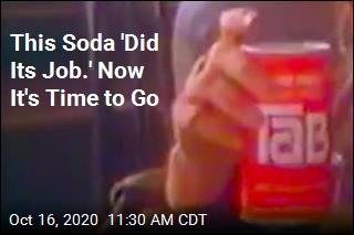 This Soda 'Did Its Job.' Now It's Time to Go