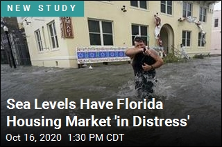 Sea Levels May Be Taking Toll on Florida Home Prices