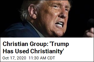 Christian Group Forms Super PAC Against Trump