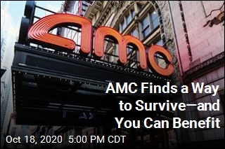 AMC Finds a Way to Survive—and You Can Benefit