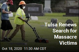 Tulsa Again Looks for Race Massacre Victims