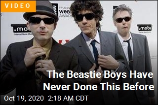 This Is a Big First for the Beastie Boys