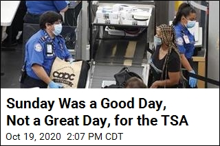 This TSA Stat Shows How Far We've Come ... and Have to Go