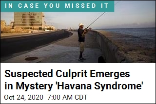 Those Mystery Cuba Ailments? They're All Over the World