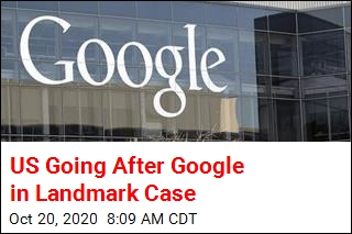 US Going After Google in Landmark Case