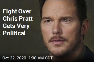 Chris Pratt Gets Called 'the Worst' —and the Fight Is On