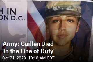Army: Vanessa Guillen's Family Entitled to Benefits