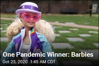 Barbie Sales Are Way Up Thanks to Pandemic