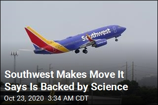 Southwest Airlines to Stop Limiting Capacity
