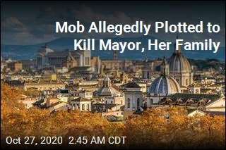 Local Mob Allegedly Plotted to Kill Rome Mayor, Her Family