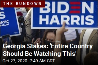 Georgia Stakes: 'Entire Country Should Be Watching This'