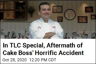 In TLC Special, Aftermath of Cake Boss' Horrific Accident