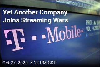 Yet Another Company Joins Streaming Wars