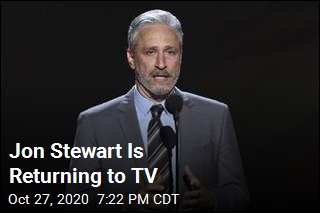 Jon Stewart Has a New Show