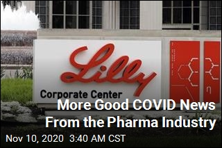 More Good COVID News From the Pharma Industry