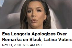Eva Longoria Called Latinas 'Real Heroines,' Got Backlash