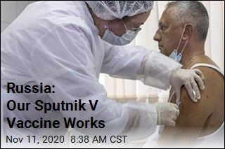 Russia: Our Sputnik V Vaccine Works