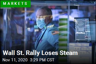 Wall St. Rally Loses Steam