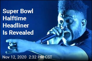 Super Bowl Halftime Headliner Is Revealed