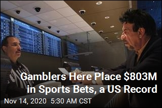 This State Smashes US Sports Betting Record for 3rd Month