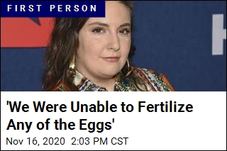 'We Were Unable to Fertilize Any of the Eggs'