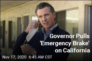 Governor Pulls California's 'Emergency Brake'