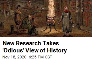 New Research Takes 'Odious' View of History