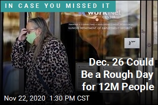 Dec. 26 Could Be a Rough Day for 12M People