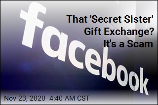 Don't Fall for Social Media Gift Exchange Scam