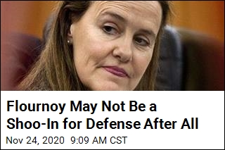 Flournoy May Not Be a Shoo-In for Defense After All