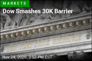 Dow Smashes 30K Barrier